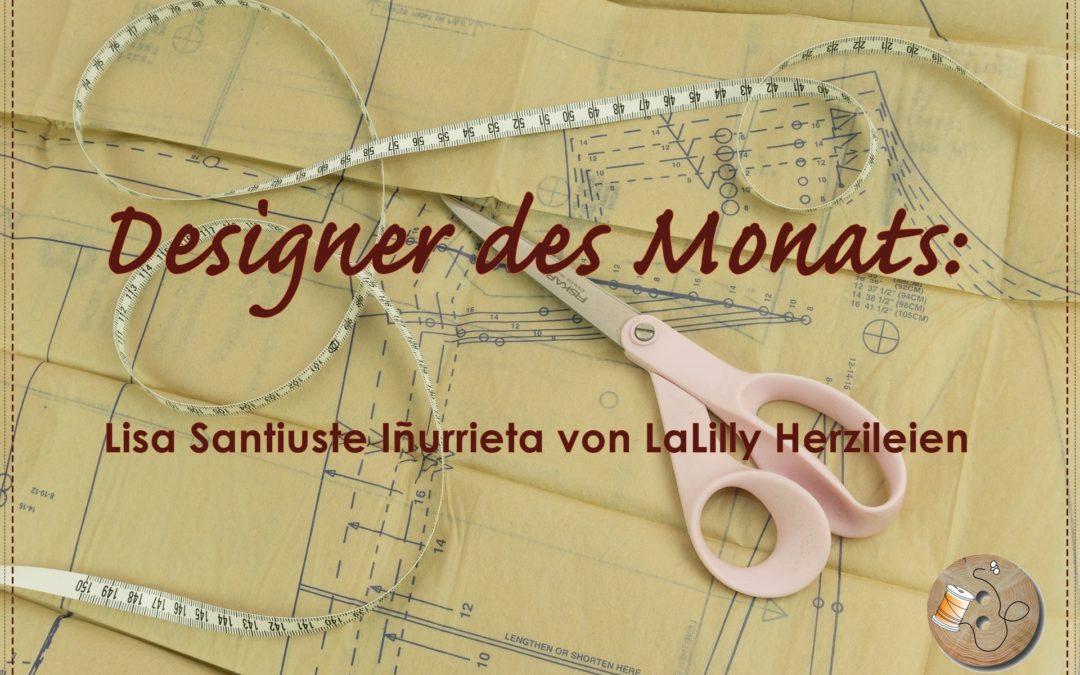 Designer des Monats – LaLilly Herzileien