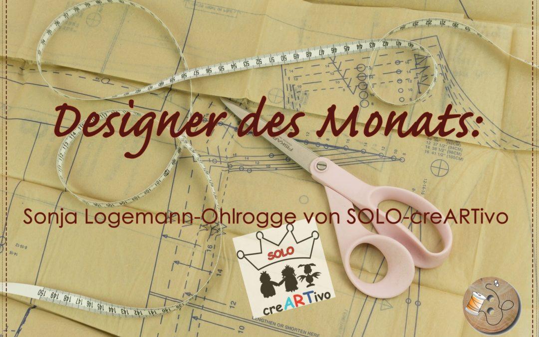 Designer des Monats – SOLO-creArtivo